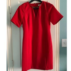 GENTLY USED Red Michael Kors Dress